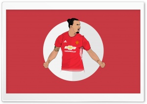 Ibrahimovic HD Wide Wallpaper for 4K UHD Widescreen desktop & smartphone