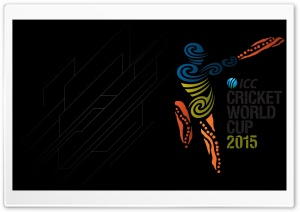 ICC World Cup-2015 HD Wide Wallpaper for Widescreen