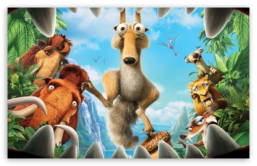 Ice Age 3 HD wallpaper for Wide 16:10 5:3 Widescreen WHXGA WQXGA WUXGA WXGA WGA ; HD 16:9 High Definition WQHD QWXGA 1080p 900p 720p QHD nHD ; Standard 4:3 5:4 3:2 Fullscreen UXGA XGA SVGA QSXGA SXGA DVGA HVGA HQVGA devices ( Apple PowerBook G4 iPhone 4 3G 3GS iPod Touch ) ; iPad 1/2/Mini ; Mobile 4:3 5:3 3:2 16:9 5:4 - UXGA XGA SVGA WGA DVGA HVGA HQVGA devices ( Apple PowerBook G4 iPhone 4 3G 3GS iPod Touch ) WQHD QWXGA 1080p 900p 720p QHD nHD QSXGA SXGA ;