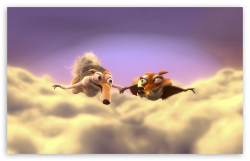 Ice Age 3 Dawn of the Dinosaurs - Scrat and Scratte HD wallpaper for Wide 16:10 5:3 Widescreen WHXGA WQXGA WUXGA WXGA WGA ; HD 16:9 High Definition WQHD QWXGA 1080p 900p 720p QHD nHD ; UHD 16:9 WQHD QWXGA 1080p 900p 720p QHD nHD ; Standard 4:3 5:4 3:2 Fullscreen UXGA XGA SVGA QSXGA SXGA DVGA HVGA HQVGA devices ( Apple PowerBook G4 iPhone 4 3G 3GS iPod Touch ) ; Tablet 1:1 ; iPad 1/2/Mini ; Mobile 4:3 5:3 3:2 16:9 5:4 - UXGA XGA SVGA WGA DVGA HVGA HQVGA devices ( Apple PowerBook G4 iPhone 4 3G 3GS iPod Touch ) WQHD QWXGA 1080p 900p 720p QHD nHD QSXGA SXGA ; Dual 16:10 5:3 16:9 4:3 5:4 WHXGA WQXGA WUXGA WXGA WGA WQHD QWXGA 1080p 900p 720p QHD nHD UXGA XGA SVGA QSXGA SXGA ;