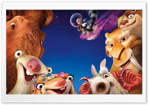 Ice Age Collision Course 2016 Ultra HD Wallpaper for 4K UHD Widescreen desktop, tablet & smartphone