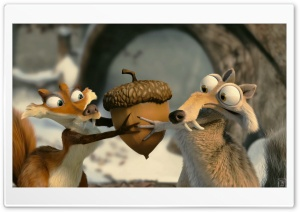 Ice Age Dawn Of The Dinosaurs HD Wide Wallpaper for Widescreen