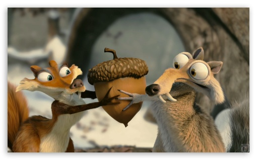 Ice Age Dawn Of The Dinosaurs HD wallpaper for Wide 5:3 Widescreen WGA ; HD 16:9 High Definition WQHD QWXGA 1080p 900p 720p QHD nHD ; Mobile 5:3 16:9 - WGA WQHD QWXGA 1080p 900p 720p QHD nHD ;