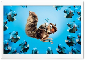 Ice Age The Meltdown HD Wide Wallpaper for 4K UHD Widescreen desktop & smartphone