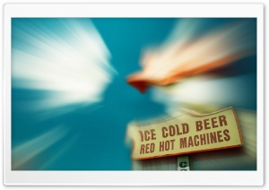 Ice Cold Beer Ultra HD Wallpaper for 4K UHD Widescreen desktop, tablet & smartphone