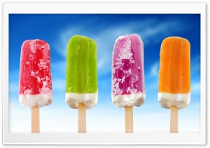 Ice Cream HD Wide Wallpaper for Widescreen