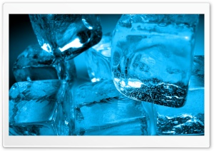 Ice Cubes HD Wide Wallpaper for 4K UHD Widescreen desktop & smartphone