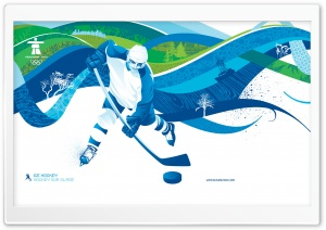 Ice Hockey HD Wide Wallpaper for Widescreen
