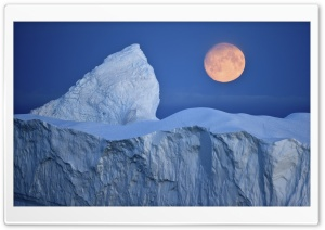 Iceberg HD Wide Wallpaper for Widescreen