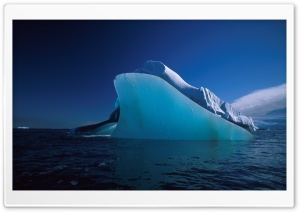 Iceberg HD Wide Wallpaper for 4K UHD Widescreen desktop & smartphone