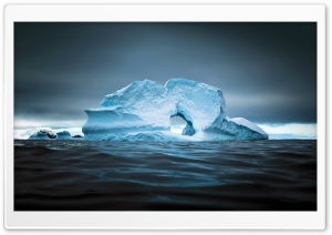 Iceberg Ultra HD Wallpaper for 4K UHD Widescreen desktop, tablet & smartphone