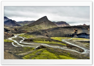 Iceland Landscape HD Wide Wallpaper for Widescreen