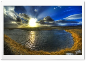 Icelandic Landscape HD Wide Wallpaper for Widescreen