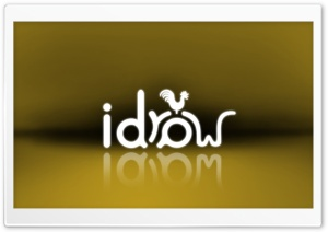 idraw - Golden HD Wide Wallpaper for Widescreen