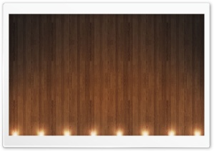 Illuminated Wood HD Wide Wallpaper for Widescreen