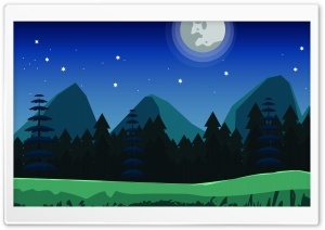 Illustration HD Wide Wallpaper for 4K UHD Widescreen desktop & smartphone