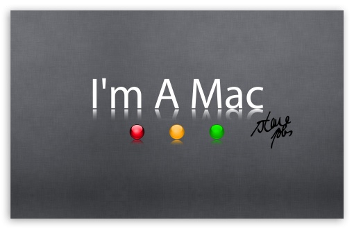 Im A Mac - Steve Jobs Signed ❤ 4K UHD Wallpaper for Wide 16:10 5:3 Widescreen WHXGA WQXGA WUXGA WXGA WGA ; 4K UHD 16:9 Ultra High Definition 2160p 1440p 1080p 900p 720p ; UHD 16:9 2160p 1440p 1080p 900p 720p ; Standard 4:3 5:4 3:2 Fullscreen UXGA XGA SVGA QSXGA SXGA DVGA HVGA HQVGA ( Apple PowerBook G4 iPhone 4 3G 3GS iPod Touch ) ; iPad 1/2/Mini ; Mobile 4:3 5:3 3:2 16:9 5:4 - UXGA XGA SVGA WGA DVGA HVGA HQVGA ( Apple PowerBook G4 iPhone 4 3G 3GS iPod Touch ) 2160p 1440p 1080p 900p 720p QSXGA SXGA ; Dual 16:10 5:3 16:9 4:3 5:4 WHXGA WQXGA WUXGA WXGA WGA 2160p 1440p 1080p 900p 720p UXGA XGA SVGA QSXGA SXGA ;