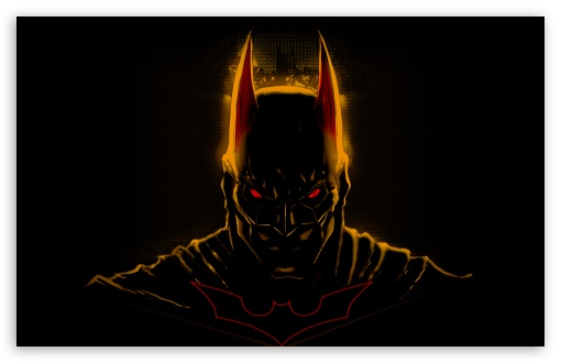 Download IM BATMAN HD Wallpaper