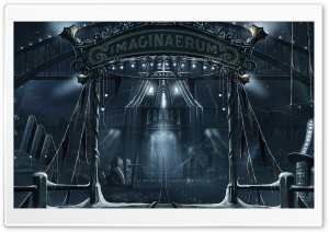Imaginaerum - Nightwish HD Wide Wallpaper for 4K UHD Widescreen desktop & smartphone