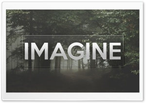 IMAGINEForest HD Wide Wallpaper for Widescreen