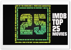IMDB TOP 25 MOVIES Ultra HD Wallpaper for 4K UHD Widescreen desktop, tablet & smartphone