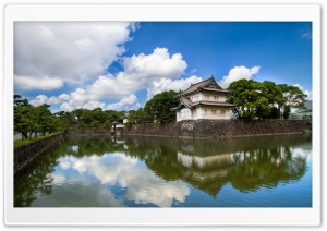 Imperial Palace HD Wide Wallpaper for Widescreen