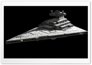 Imperial Star Destroyer Ultra HD Wallpaper for 4K UHD Widescreen desktop, tablet & smartphone