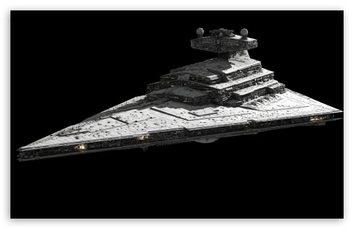 Imperial Star Destroyer HD wallpaper for Wide 16:10 5:3 Widescreen WHXGA WQXGA WUXGA WXGA WGA ; HD 16:9 High Definition WQHD QWXGA 1080p 900p 720p QHD nHD ; Mobile 5:3 16:9 - WGA WQHD QWXGA 1080p 900p 720p QHD nHD ;