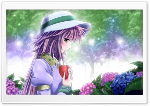 In Love Anime HD Wide Wallpaper for Widescreen