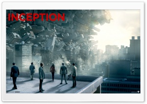 Inception HD Wide Wallpaper for Widescreen