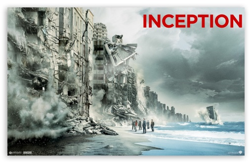 Inception HD wallpaper for Wide 16:10 5:3 Widescreen WHXGA WQXGA WUXGA WXGA WGA ; Standard 4:3 Fullscreen UXGA XGA SVGA ; iPad 1/2/Mini ; Mobile 4:3 5:3 - UXGA XGA SVGA WGA ;