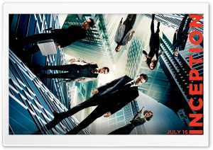 Inception HD Wide Wallpaper for 4K UHD Widescreen desktop & smartphone