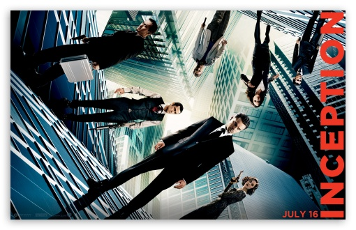 Inception HD wallpaper for Wide 16:10 5:3 Widescreen WHXGA WQXGA WUXGA WXGA WGA ; Mobile 5:3 - WGA ;