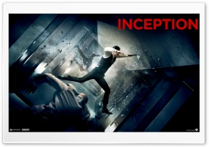 Inception - Zero Gravity HD Wide Wallpaper for Widescreen