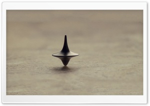 Inception Totem HD Wide Wallpaper for Widescreen