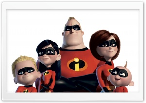 Incredibles Ultra HD Wallpaper for 4K UHD Widescreen desktop, tablet & smartphone
