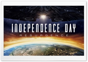 Independence Day Resurgence Ultra HD Wallpaper for 4K UHD Widescreen desktop, tablet & smartphone