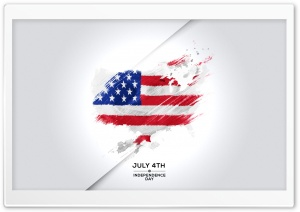 Independence Day USA HD Wide Wallpaper for Widescreen