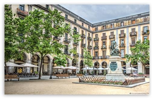 Independence Square in Girona Catalonia ❤ 4K UHD Wallpaper for Wide 16:10 5:3 Widescreen WHXGA WQXGA WUXGA WXGA WGA ; 4K UHD 16:9 Ultra High Definition 2160p 1440p 1080p 900p 720p ; UHD 16:9 2160p 1440p 1080p 900p 720p ; Standard 4:3 5:4 3:2 Fullscreen UXGA XGA SVGA QSXGA SXGA DVGA HVGA HQVGA ( Apple PowerBook G4 iPhone 4 3G 3GS iPod Touch ) ; Tablet 1:1 ; iPad 1/2/Mini ; Mobile 4:3 5:3 3:2 16:9 5:4 - UXGA XGA SVGA WGA DVGA HVGA HQVGA ( Apple PowerBook G4 iPhone 4 3G 3GS iPod Touch ) 2160p 1440p 1080p 900p 720p QSXGA SXGA ;