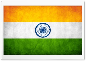 India Flag HD Wide Wallpaper for Widescreen