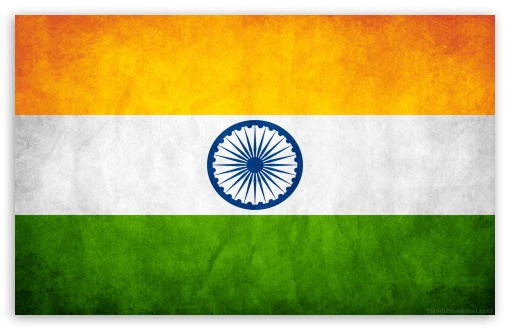 India Flag ❤ 4K UHD Wallpaper for Wide 16:10 Widescreen WHXGA WQXGA WUXGA WXGA ;