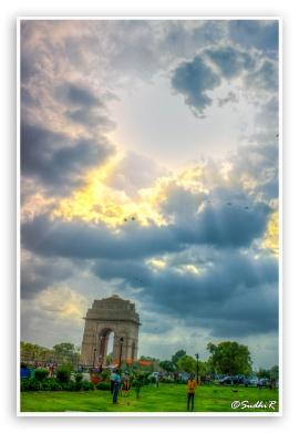 India Gate 4k Hd Desktop Wallpaper For Tablet Smartphone