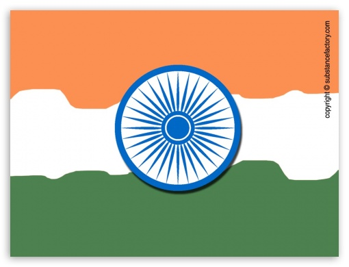 Indian Flag 4k Wallpaper: Indian Flag 4K HD Desktop Wallpaper For