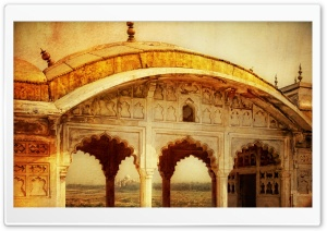Indian Palace HD Wide Wallpaper for Widescreen