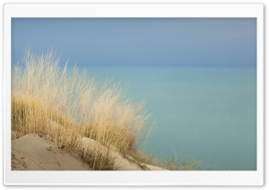 Indiana Dunes HD Wide Wallpaper for Widescreen