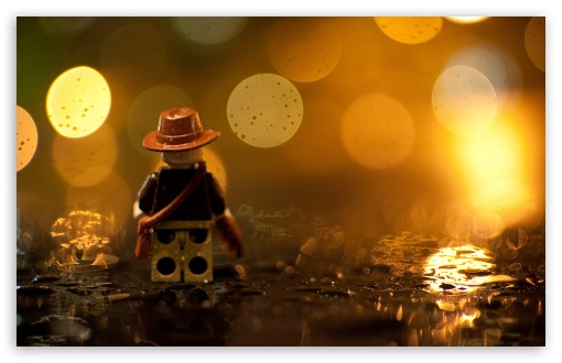 Indiana Jones Lego In The Rain HD wallpaper for Wide 16:10 5:3 Widescreen WHXGA WQXGA WUXGA WXGA WGA ; HD 16:9 High Definition WQHD QWXGA 1080p 900p 720p QHD nHD ; Standard 4:3 5:4 3:2 Fullscreen UXGA XGA SVGA QSXGA SXGA DVGA HVGA HQVGA devices ( Apple PowerBook G4 iPhone 4 3G 3GS iPod Touch ) ; Tablet 1:1 ; iPad 1/2/Mini ; Mobile 4:3 5:3 3:2 16:9 5:4 - UXGA XGA SVGA WGA DVGA HVGA HQVGA devices ( Apple PowerBook G4 iPhone 4 3G 3GS iPod Touch ) WQHD QWXGA 1080p 900p 720p QHD nHD QSXGA SXGA ; Dual 5:4 QSXGA SXGA ;