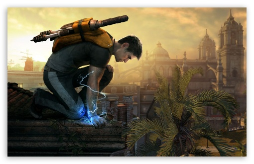 inFAMOUS 2 HD wallpaper for Wide 16:10 5:3 Widescreen WHXGA WQXGA WUXGA WXGA WGA ; HD 16:9 High Definition WQHD QWXGA 1080p 900p 720p QHD nHD ; Standard 4:3 5:4 3:2 Fullscreen UXGA XGA SVGA QSXGA SXGA DVGA HVGA HQVGA devices ( Apple PowerBook G4 iPhone 4 3G 3GS iPod Touch ) ; iPad 1/2/Mini ; Mobile 4:3 5:3 3:2 16:9 5:4 - UXGA XGA SVGA WGA DVGA HVGA HQVGA devices ( Apple PowerBook G4 iPhone 4 3G 3GS iPod Touch ) WQHD QWXGA 1080p 900p 720p QHD nHD QSXGA SXGA ; Dual 16:10 5:3 16:9 4:3 5:4 3:2 WHXGA WQXGA WUXGA WXGA WGA WQHD QWXGA 1080p 900p 720p QHD nHD UXGA XGA SVGA QSXGA SXGA DVGA HVGA HQVGA devices ( Apple PowerBook G4 iPhone 4 3G 3GS iPod Touch ) ;