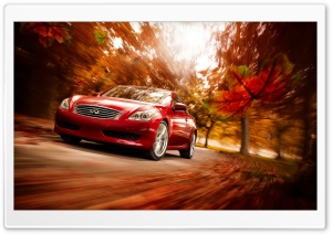 Infiniti Autumn HD Wide Wallpaper for Widescreen
