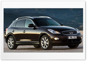 Infiniti Car 2 HD Wide Wallpaper for Widescreen