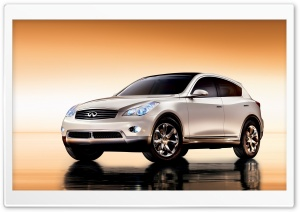 Infiniti Car 3 HD Wide Wallpaper for Widescreen
